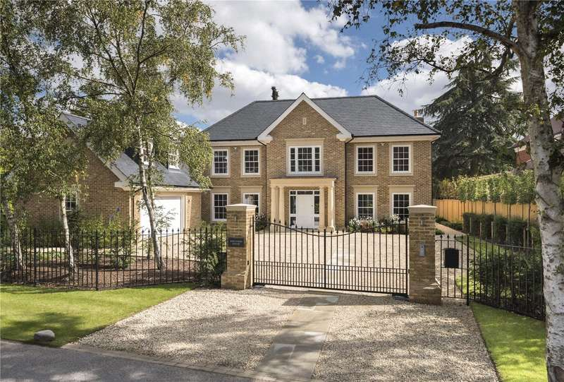 7 Bedrooms Detached House for sale in Camp Road, Gerrards Cross, Buckinghamshire, SL9