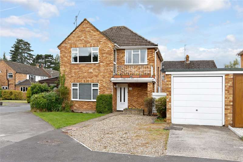 3 Bedrooms Detached House for sale in Cressington Place, Bourne End, Buckinghamshire, SL8