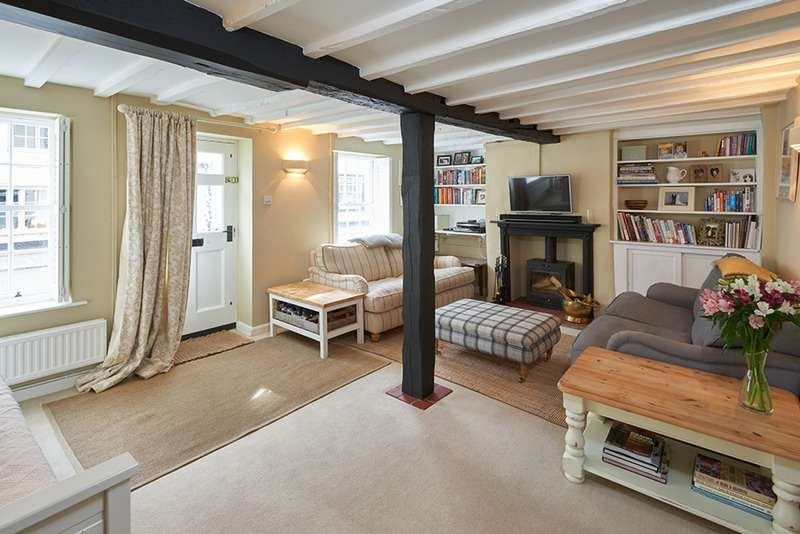 4 Bedrooms Cottage House for sale in High Street, Ramsbury Marlborough, Wiltshire, SN8