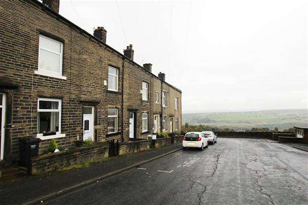 2 Bedrooms Terraced House for sale in Warley View, Halifax