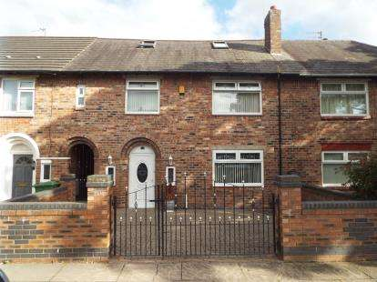 3 Bedrooms Terraced House for sale in Adair Road, Liverpool, Merseyside, L13