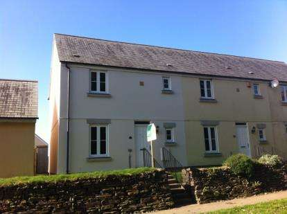 3 Bedrooms End Of Terrace House for sale in The Hurlings, St Columb Major