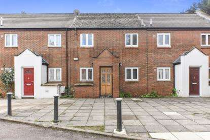 2 Bedrooms Terraced House for sale in Allan Barclay Close, Harringay, Tottenham, London
