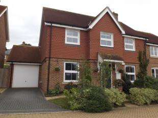 4 Bedrooms Detached House for sale in Gournay Road, Hailsham, East Sussex