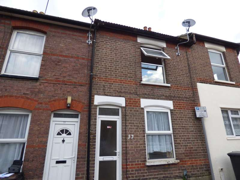 3 Bedrooms Terraced House for sale in Ashton Road, Luton