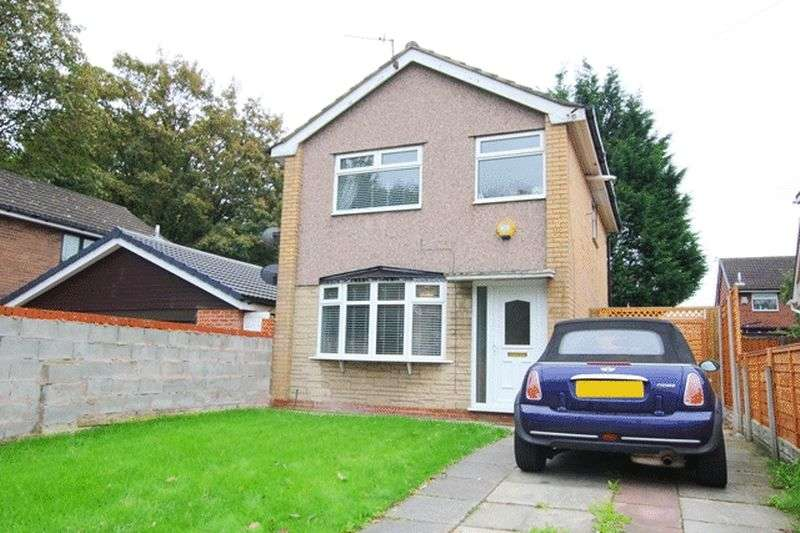 3 Bedrooms Detached House for sale in Lydiate Lane, Woolton, Liverpool, L25