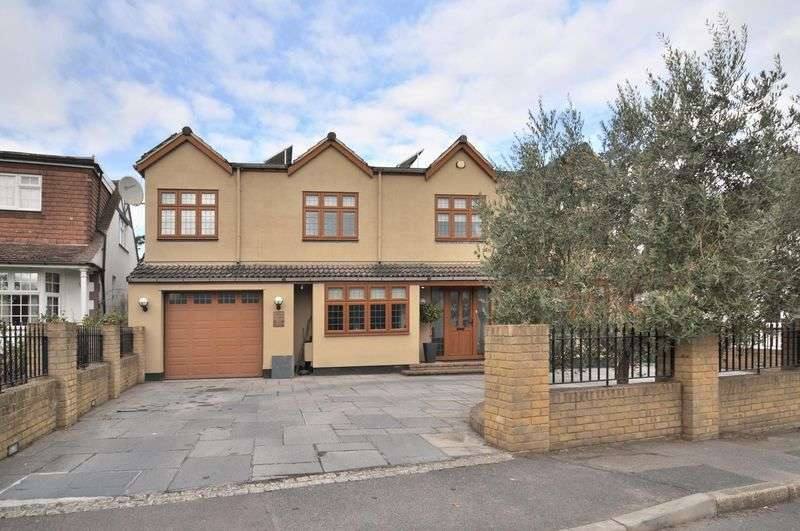 5 Bedrooms Detached House for sale in Cedar Close, Swanley