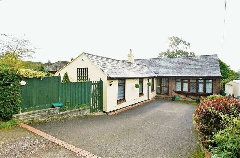 3 Bedrooms Detached Bungalow for sale in Bishops Lane, Shirrell Heath.