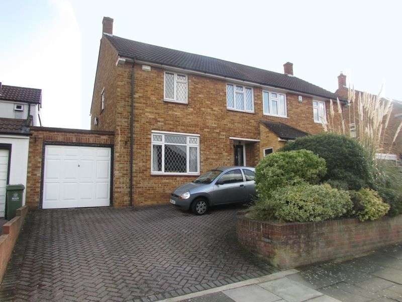 4 Bedrooms Semi Detached House for sale in Cold Blow Crescent, Bexley