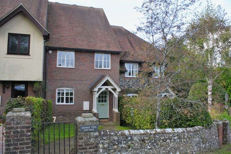3 Bedrooms Terraced House for sale in Soberton