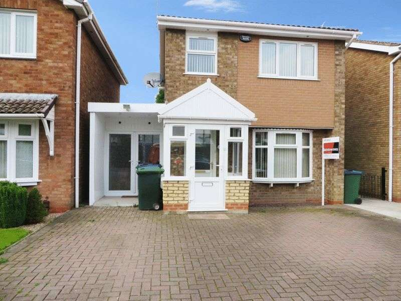 3 Bedrooms Detached House for sale in Clay Lane, Oldbury