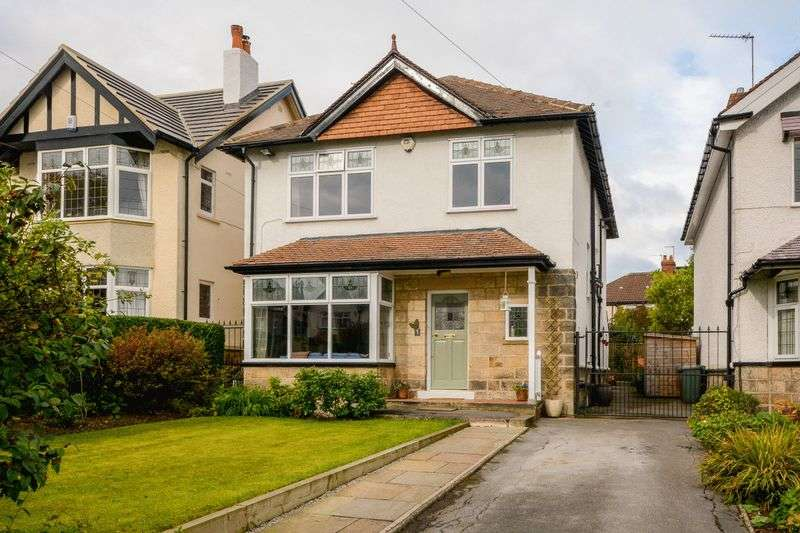4 Bedrooms Detached House for sale in West Park Place, Leeds