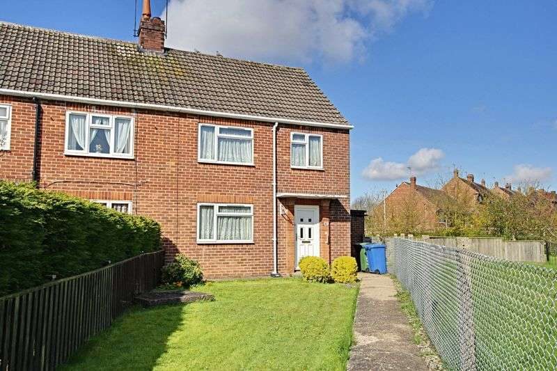 3 Bedrooms Semi Detached House for sale in Lambwath Villas, Skirlaugh