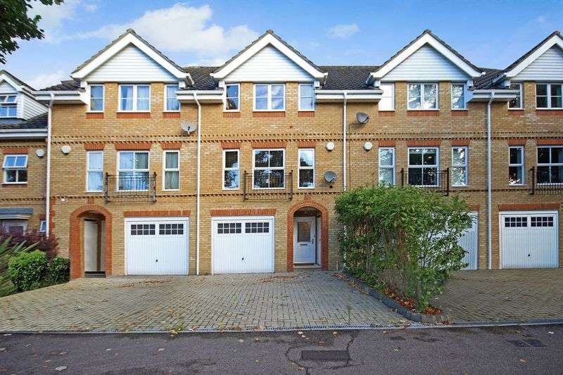 4 Bedrooms Terraced House for sale in SUTTON