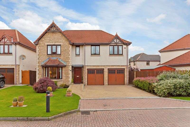 5 Bedrooms Detached House for sale in Ochilview Court , The Inches, Larbert, Falkirk