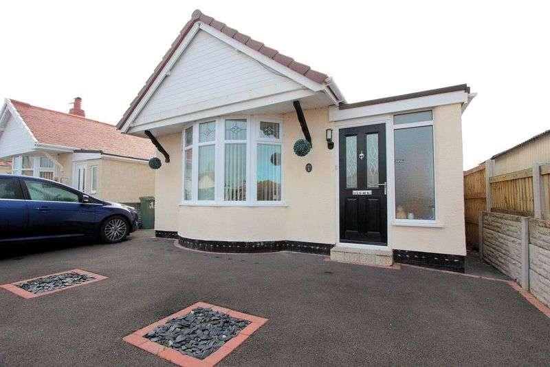 2 Bedrooms Detached Bungalow for sale in Ridgeway Avenue, Rhyl