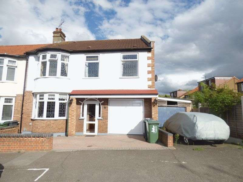 4 Bedrooms Semi Detached House for sale in Sunnydene Avenue, Highams Park