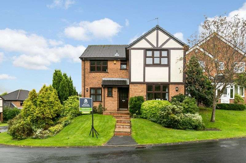 4 Bedrooms Detached House for sale in Briarly, Standish, WN6 0BY