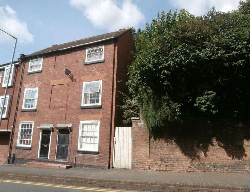 1 Bedroom Terraced House for sale in London Road, Worcester WR5 2DJ