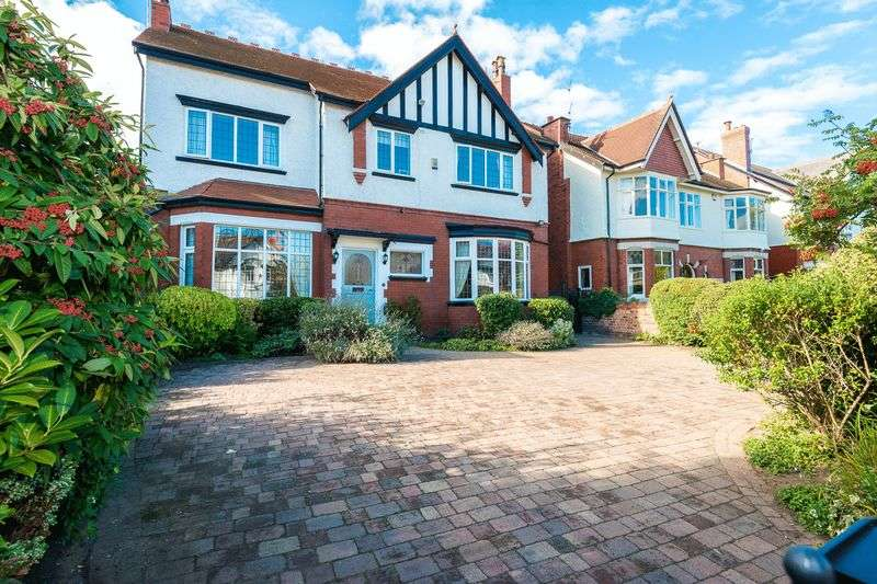 5 Bedrooms Detached House for sale in Allerton Road, Southport