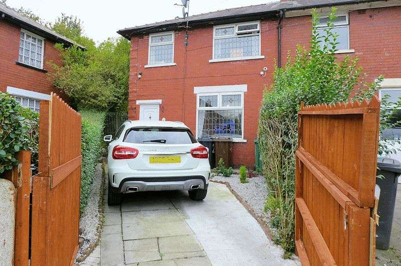 3 Bedrooms Terraced House for sale in Stirling Grove, Whitefield