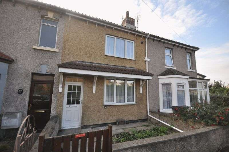 3 Bedrooms Terraced House for sale in Upper Station Road Staple Hill
