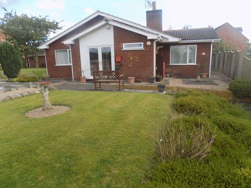 3 Bedrooms Detached Bungalow for sale in Eldon Street, Tuxford
