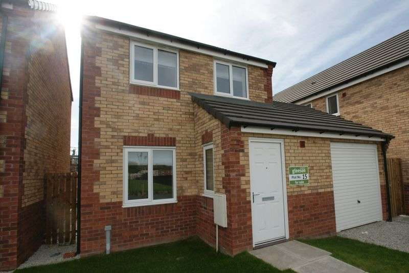 3 Bedrooms Detached House for sale in Plot 17 Peel Court, Bootle