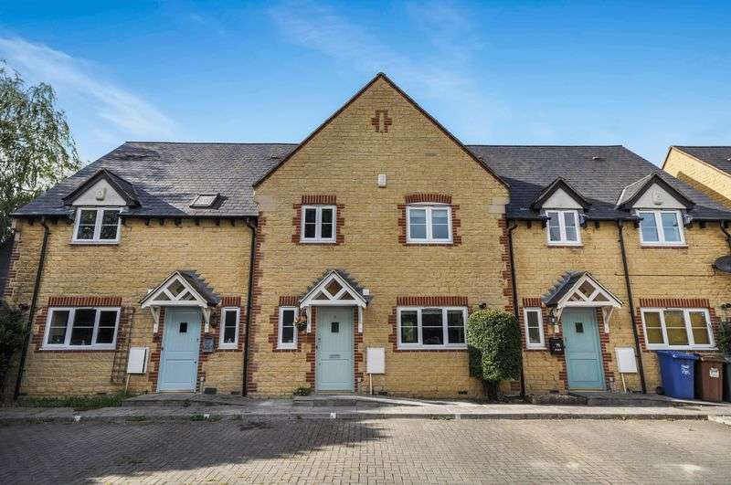 3 Bedrooms Terraced House for sale in The Crossway, Ardley