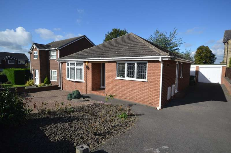 2 Bedrooms Detached Bungalow for sale in Laburnum Grove, Horbury