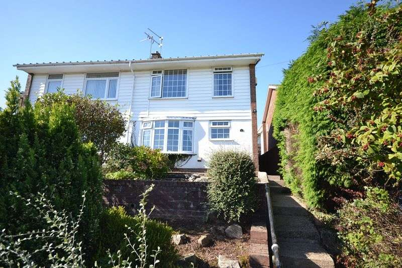 3 Bedrooms Semi Detached House for sale in Anthony Drive, Newport