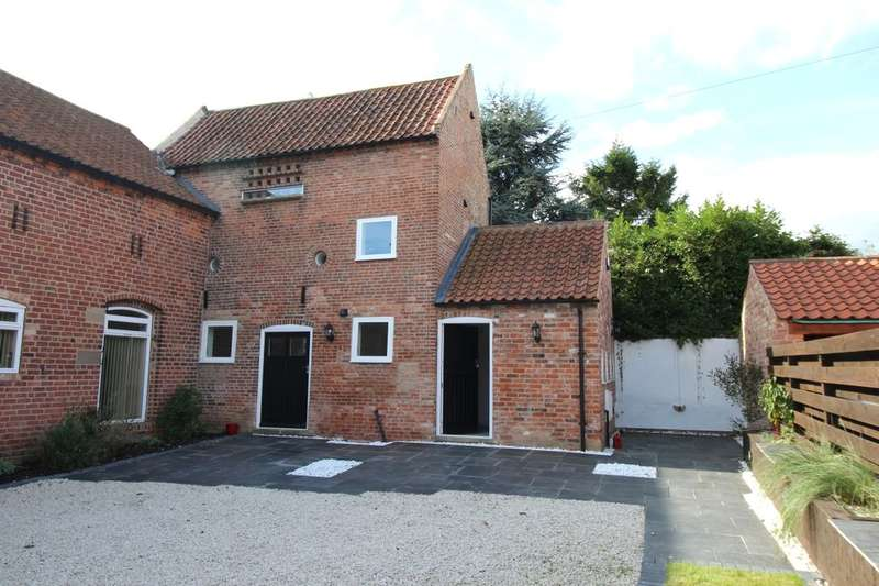 3 Bedrooms Semi Detached House for sale in Westmoor Dovecote Low Street, North Wheatley, Retford, DN22