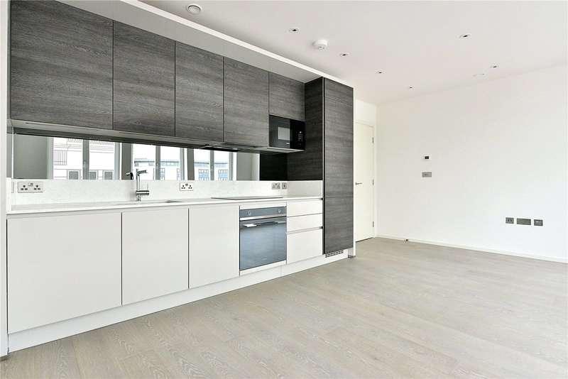 2 Bedrooms Flat for sale in Pentonville Road, London, N1
