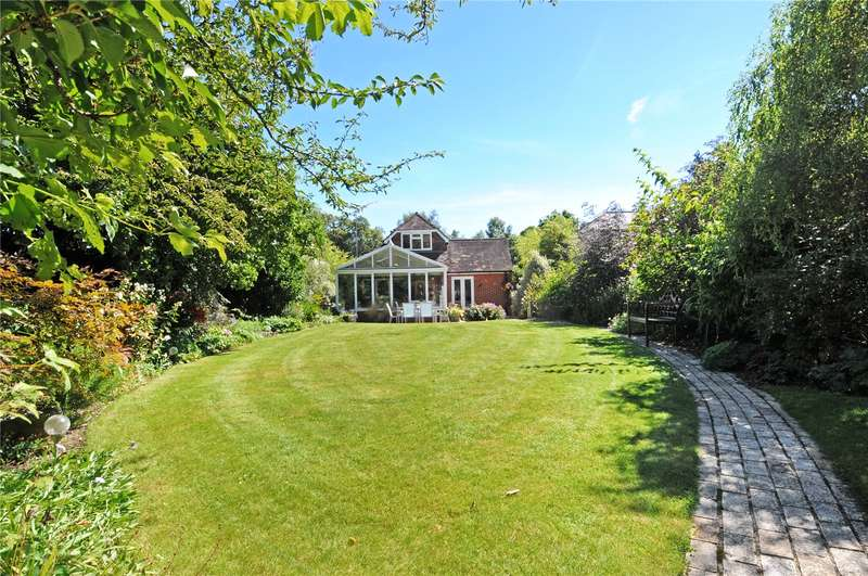 4 Bedrooms Detached House for sale in New Road, Ascot, Berkshire, SL5