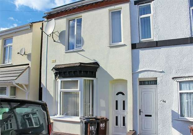 3 Bedrooms End Of Terrace House for sale in Lowe Street, Wolverhampton, West Midlands
