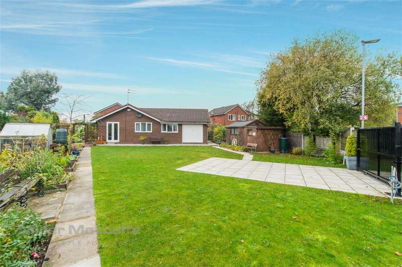 3 Bedrooms Detached Bungalow for sale in Dalby Road, Hindley Green, Wigan, Lancashire