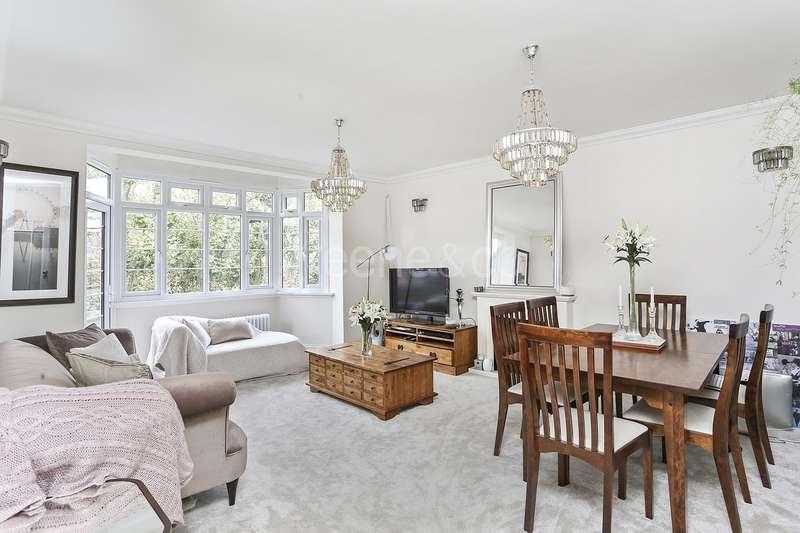 1 Bedroom Flat for sale in Greville Hall, Greville Place, Kilburn, London, NW6