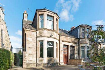 3 Bedrooms Semi Detached House for sale in Cairns Road, Cambuslang, Glasgow, South Lanarkshire