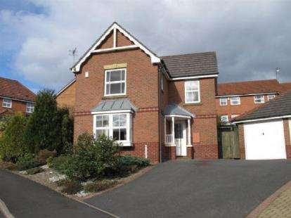 3 Bedrooms Detached House for sale in Quenby Drive, Dudley, West Midlands