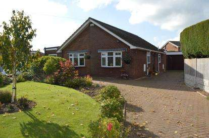 3 Bedrooms Bungalow for sale in School Lane, Hill Ridware, Near Lichfield, Staffordshire