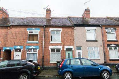 3 Bedrooms Terraced House for sale in Windsor Street, Nuneaton, Warwickshire