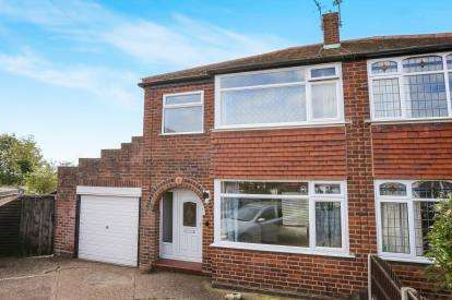 3 Bedrooms Semi Detached House for sale in Sandford Rise, Tettenhall, Wolverhampton, West Midlands