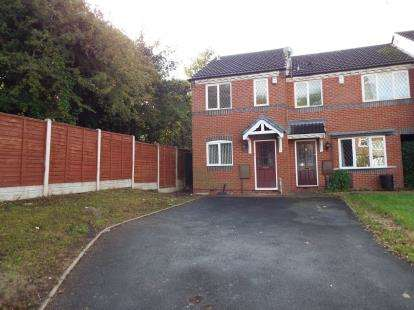 2 Bedrooms Semi Detached House for sale in Biddlestone Grove, Melbourne Green, Walsall, .