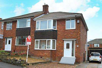 3 Bedrooms Semi Detached House for sale in Green Oak Drive, Wales, Sheffield, South Yorkshire