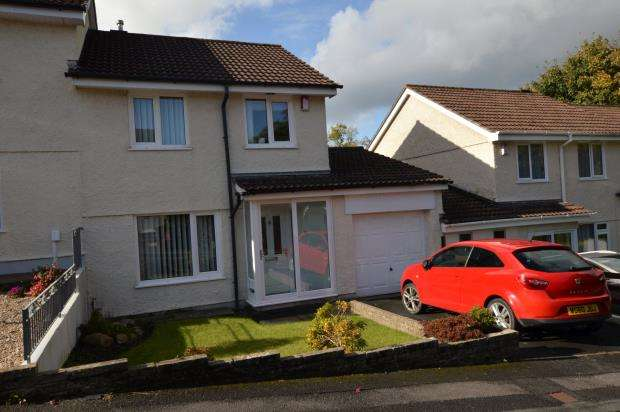 3 Bedrooms Semi Detached House for sale in Beauly Close, Plympton, Plymouth, Devon