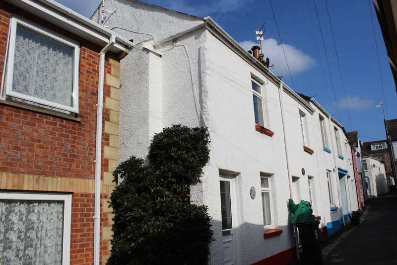2 Bedrooms End Of Terrace House for sale in Perrimans Row, Exmouth