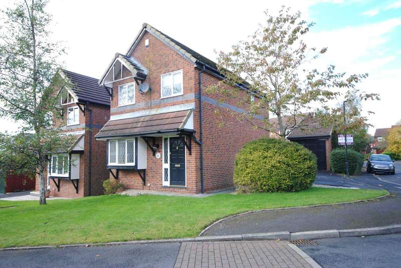 3 Bedrooms Detached House for sale in Spring Hill, Freckleton