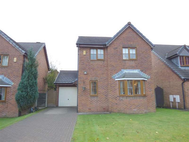 3 Bedrooms Property for sale in Kiln Walk, Shawclough, Rochdale, Lancashire, OL12