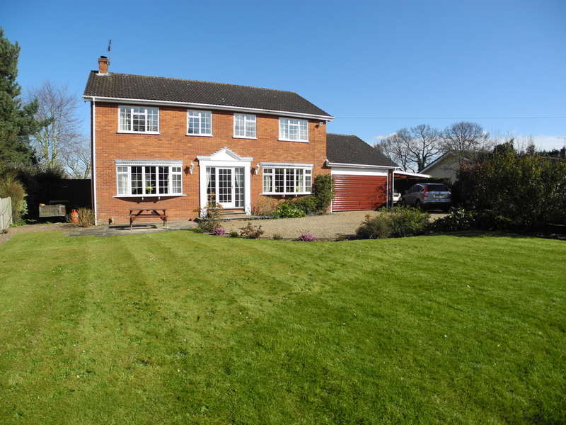 5 Bedrooms Detached House for sale in Loddon, Norwich