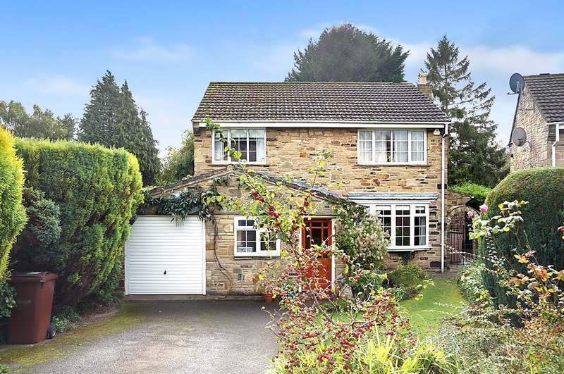 4 Bedrooms Detached House for sale in Langdale Close, Wetherby